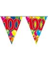 Leeftijd vlaggenlijn 100 jaar 10 meter