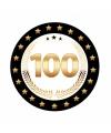 Luxe Bierviltjes 100 jaar