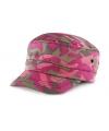 Urban camouflage pet roze